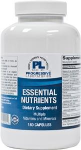 Progressive Laboratories Essential Nutrients