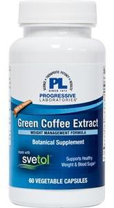 Progressive Laboratories Green Coffee Extract
