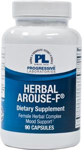 Progressive Laboratories Herbal Arouse-F