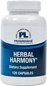 Progressive Laboratories Herbal Harmony