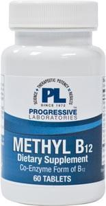 Progressive Laboratories Methyl B12