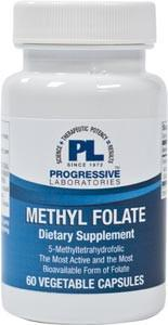 Progressive Laboratories Methyl Folate