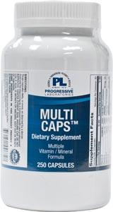 Progressive Laboratories Multi Caps