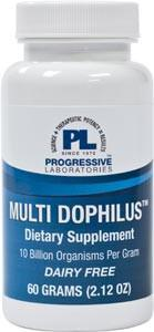 Progressive Laboratories Multi Dophilus