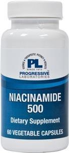 Progressive Laboratories Niacinamide 500