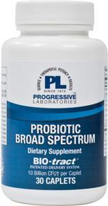 Progressive Laboratories Probiotic Broad Spectrum