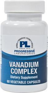 Progressive Laboratories Vanadium Complex