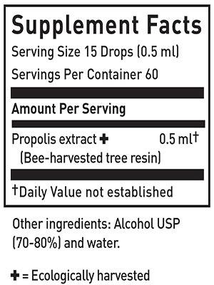 Gaia Herbs Propolis/Bee Harvested Resin