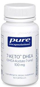 Pure Encapsulations 7-Keto DHEA 100mg