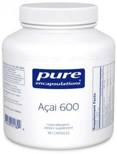 Pure Encapsulations Acai 600