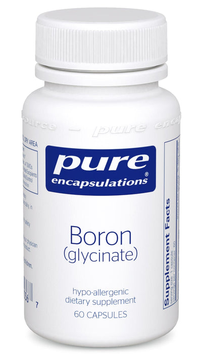 Pure Encapsulations Boron (Glycinate)