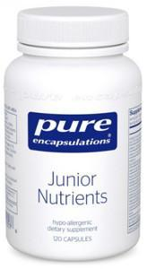 Pure Encapsulations Junior Nutrients