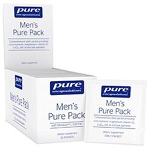 Pure Encapsulations Men's Pure Pack