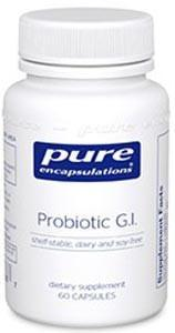 Pure Encapsulations Probiotic G.I.
