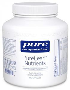 Pure Encapsulations PureLean Nutrients