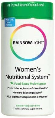 Rainbow Light Women's Nutritional System Multivitamin
