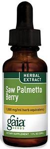 Gaia Herbs Saw Palmetto Berry (Dry)
