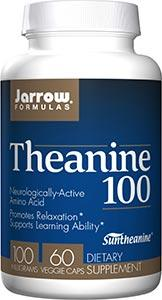 Jarrow Formulas Theanine 100mg