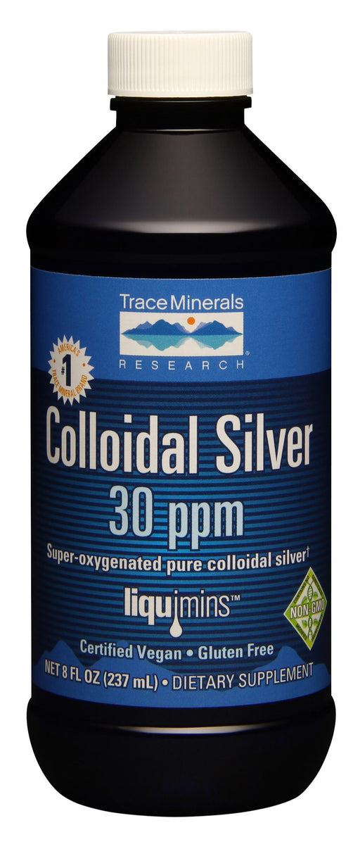 Trace Minerals Research Colloidal Silver