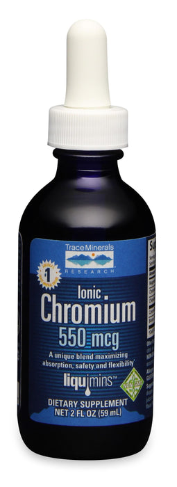 Trace Minerals Research Ionic Chromium