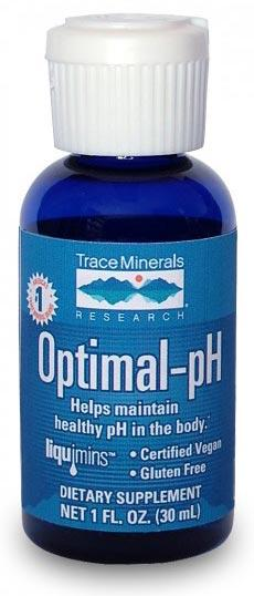 Trace Minerals Research Optimal pH
