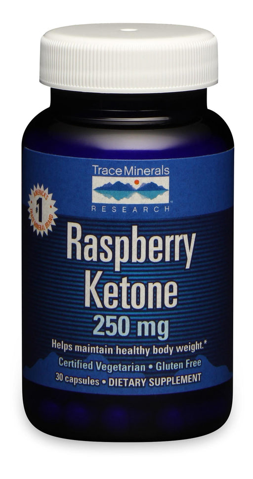 Trace Minerals Research Raspberry Ketone