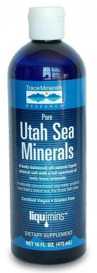 Trace Minerals Research Utah Sea Minerals