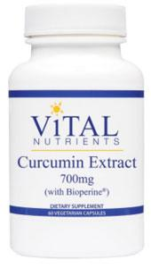 Vital Nutrients Curcumin Extract 700mg
