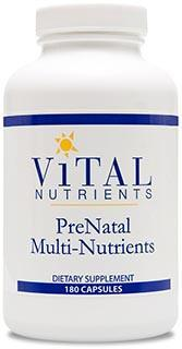 Vital Nutrients PreNatal Multi-Nutrients