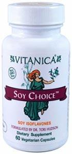 Vitanica Soy Choice Capsules