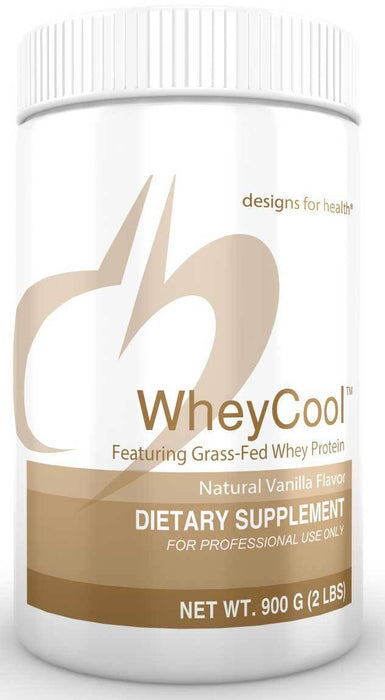 Designs for Health Whey Cool Powder