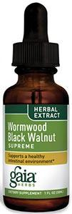 Gaia Herbs Wormwood/Black Walnut Supreme
