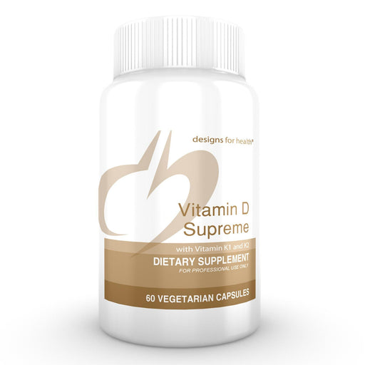 Designs for Health Vitamin D Supreme