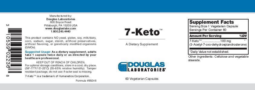 Douglas Laboratories 7-Keto