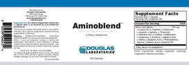 Douglas Laboratories Aminoblend