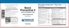 Douglas Laboratories Basic Preventive 2