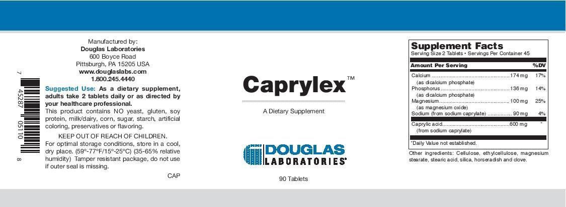 Douglas Laboratories Caprylex
