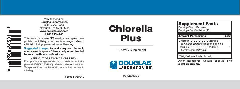 Douglas Laboratories Chlorella Plus