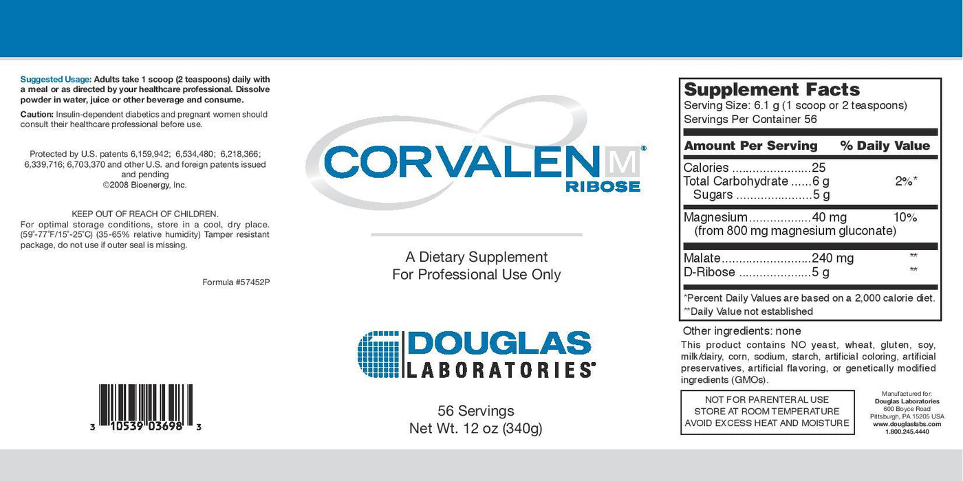 Douglas Laboratories Corvalen M