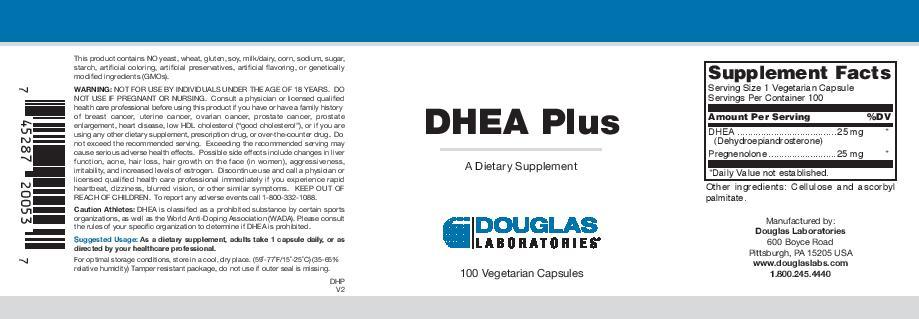 Douglas Laboratories DHEA Plus