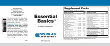 Douglas Laboratories Essential Basics