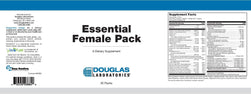 Douglas Laboratories Essential Female Pack