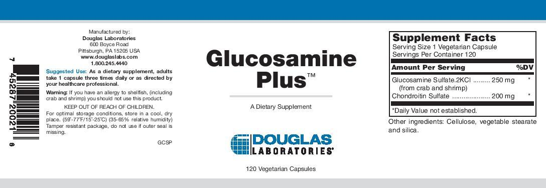 Douglas Laboratories Glucosamine Plus