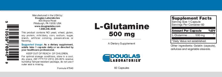 Douglas Laboratories L-Glutamine