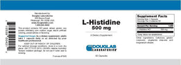 Douglas Laboratories L-Histidine