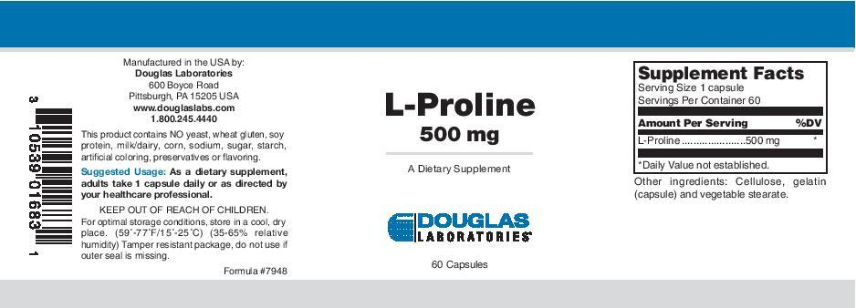 Douglas Laboratories L-Proline