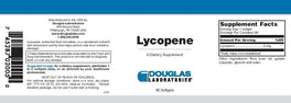 Douglas Laboratories Lycopene