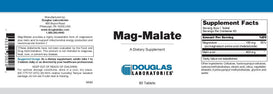 Douglas Laboratories Mag-Malate