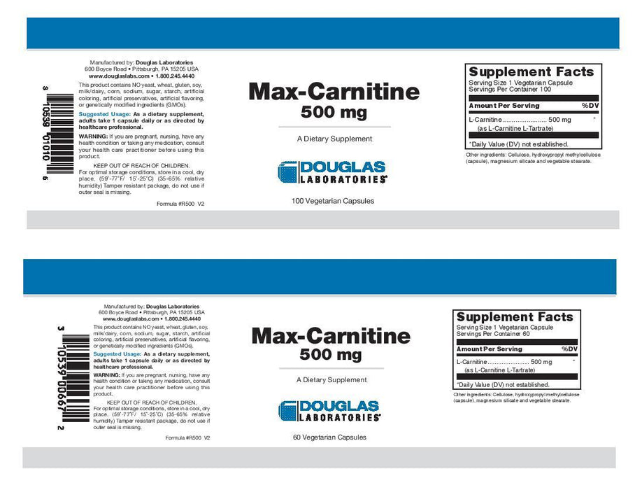 Douglas Laboratories Max-Carnitine