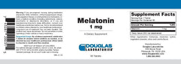 Douglas Laboratories Melatonin (1mg)